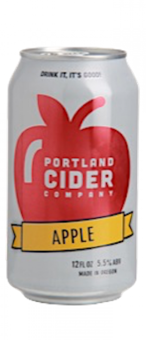 Apple by Portland Cider Company in Oregon, United States