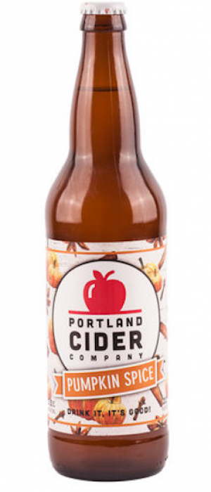 Pumpkin Spice by Portland Cider Company in Oregon, United States