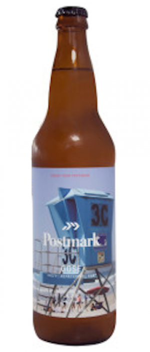 Gose by Postmark Brewing in British Columbia, Canada