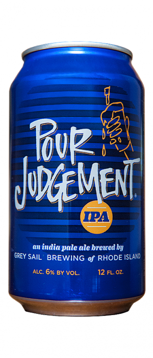 Pour Judgement by Grey Sail Brewing in Rhode Island, United States