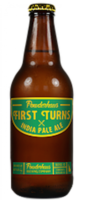 First Turns IPA