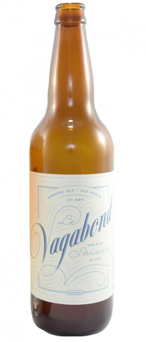Le Vagabond by Powell Brewery in British Columbia, Canada