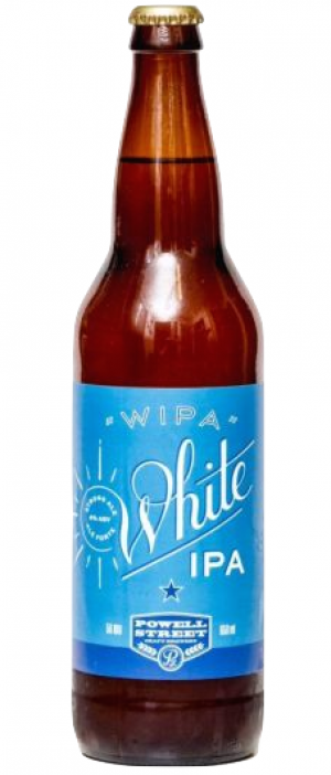 White IPA by Powell Brewery in British Columbia, Canada