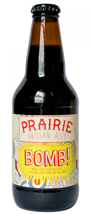Bomb! by Prairie Artisan Ales in Oklahoma, United States