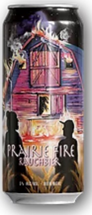 Prairie Fire Rauchbier by Town Square Brewing Co. in Alberta, Canada