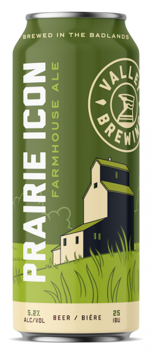 Prairie Icon by Valley Brewing in Alberta, Canada
