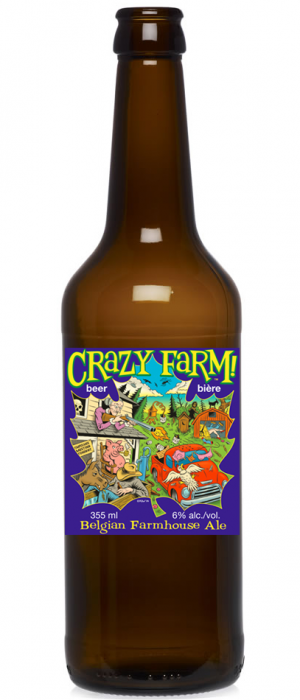 Crazy Farm Ale