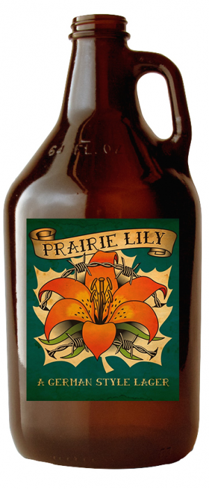 Prairie Lily Lager