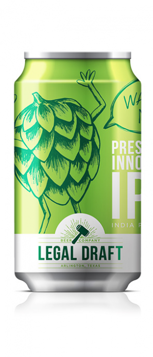 Presumed Innocent by Legal Draft Beer Co. in Texas, United States