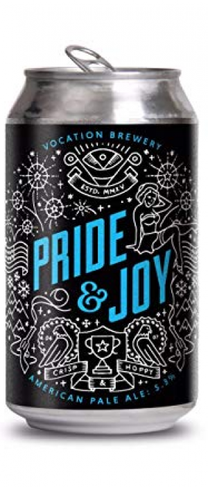 Pride & Joy by Vocation Brewery in West Yorkshire - England, United Kingdom