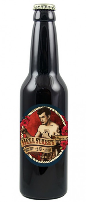 Hell Street by Prince Edward Island Brewing Co.  in Prince Edward Island, Canada