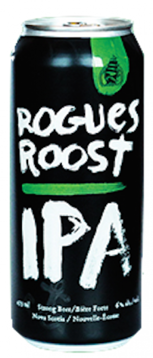 Rogue's Roost IPA by Prince Edward Island Brewing Co.  in Prince Edward Island, Canada