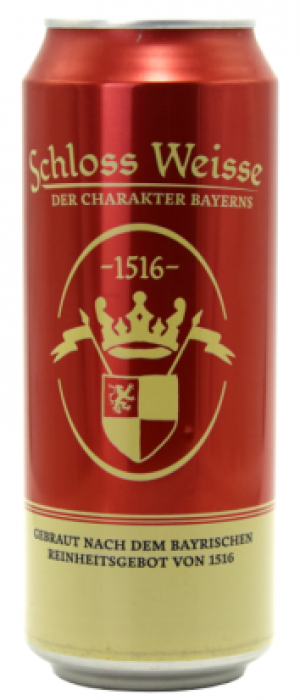 1516 Schloss Weisse by Privatbrauerei H. Egerer in Bavaria, Germany