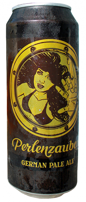 Perlenzauber German Pale Ale by Privatbrauerei H. Egerer in Bavaria, Germany