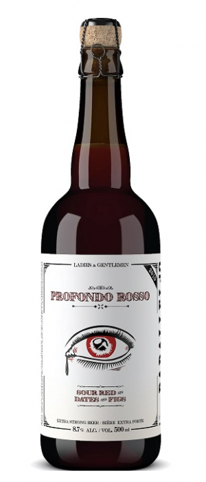 Profondo Rosso by Parallel 49 Brewing in British Columbia, Canada