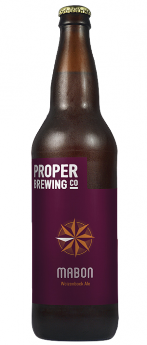 Mabon by Proper Brewing Co. in Utah, United States