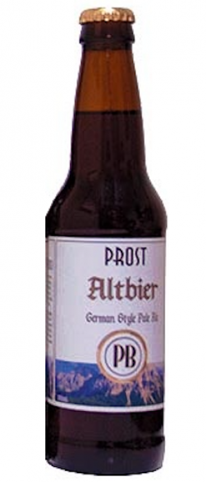 Altbier by Prost Brewing Company in Colorado, United States