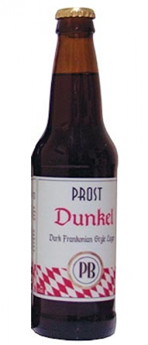 Altfränkisches Dunkel Bier by Prost Brewing Company in Colorado, United States