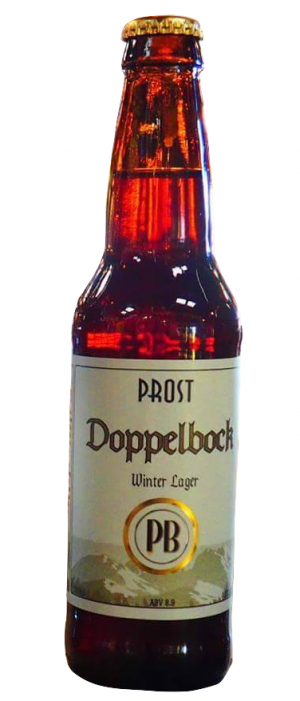 Doppelbock by Prost Brewing Company in Colorado, United States