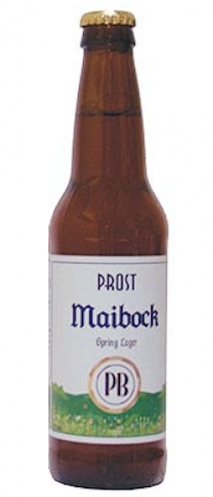Maibock by Prost Brewing Company in Colorado, United States