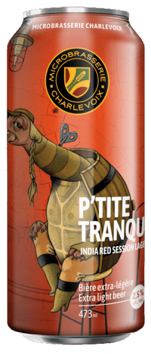 P'tite Tranquille by Microbrasserie Charlevoix in Québec, Canada
