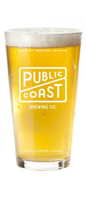 '67 Blonde Ale by Public Coast Brewing Co. in Oregon, United States