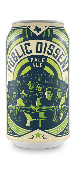Public Dissent by Unlawful Assembly Brewing Company in Texas, United States