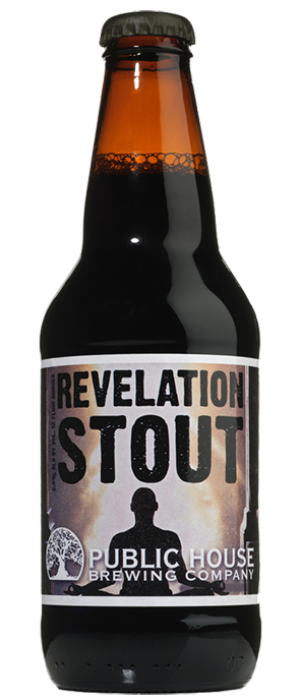 Revelation Stout by Public House Brewing Company in Missouri, United States