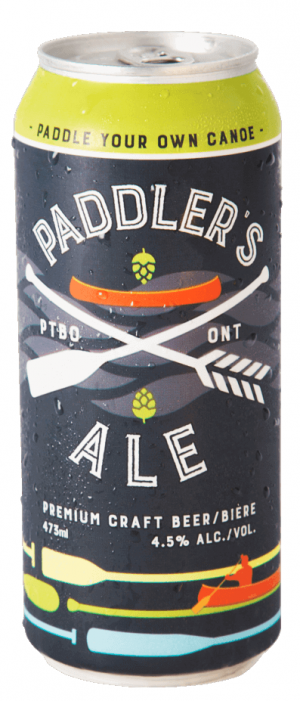 Paddler's Ale by The Publican House Brewery in Ontario, Canada