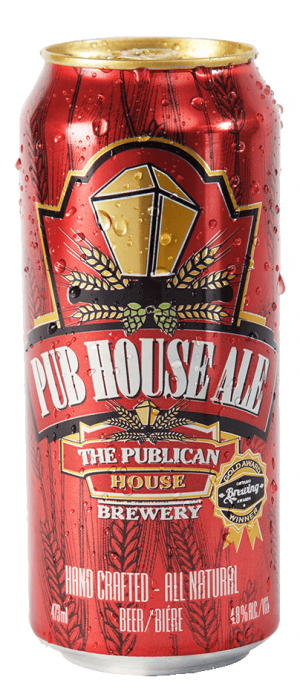Pub House Ale by The Publican House Brewery in Ontario, Canada