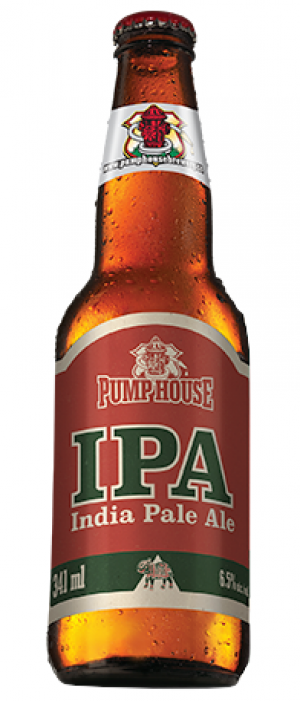 IPA by Pump House Brewery in New Brunswick, Canada