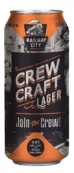 Crew Craft Lager