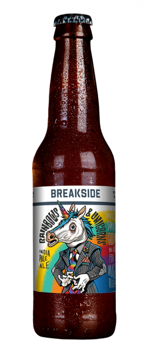 Rainbows & Unicorns by Breakside Brewery in Oregon, United States