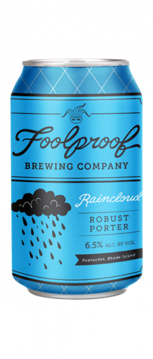 Raincloud by Foolproof Brewing Company in Rhode Island, United States