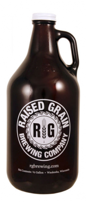 Paradocs Red by Raised Grain Brewing Company in Wisconsin, United States