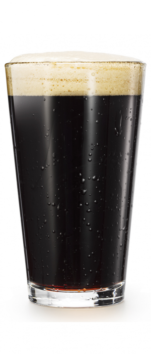 Steel Cut Stout by RAM Restaurant & Brewery in Idaho, United States