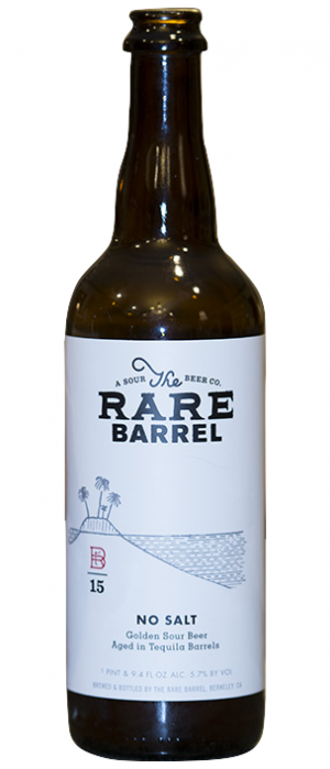 No Salt by The Rare Barrel in California, United States