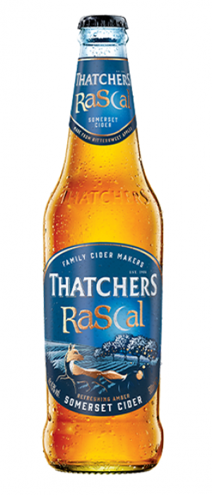 Rascal by Thatchers Cider in Somerset - England, United Kingdom