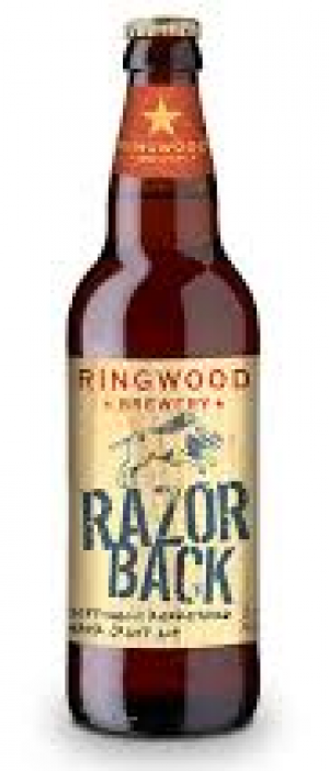 Razor Back by Ringwood Brewery in Hampshire - England, United Kingdom