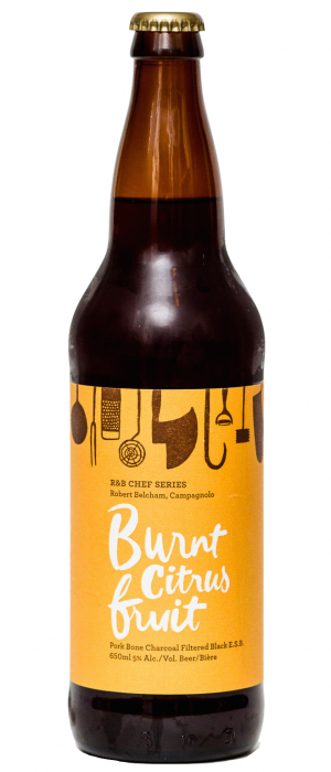 Burnt Citrus Fruit Ale
