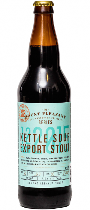 Kettle Sour Export Stout