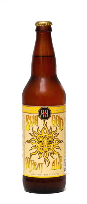 Sun God Wheat Ale