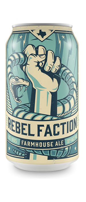 Rebel Faction by Unlawful Assembly Brewing Company in Texas, United States