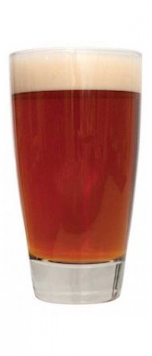 Red Ale by Locust Post Brewery in Maryland, United States