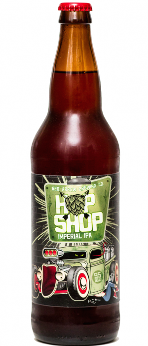 Hop Shop by Red Arrow Brewing Company in British Columbia, Canada