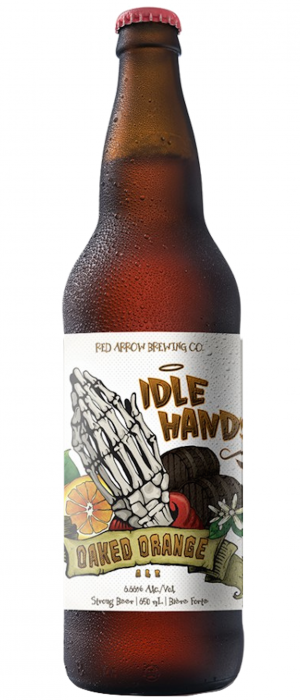 Idle Hands Oaked Orange