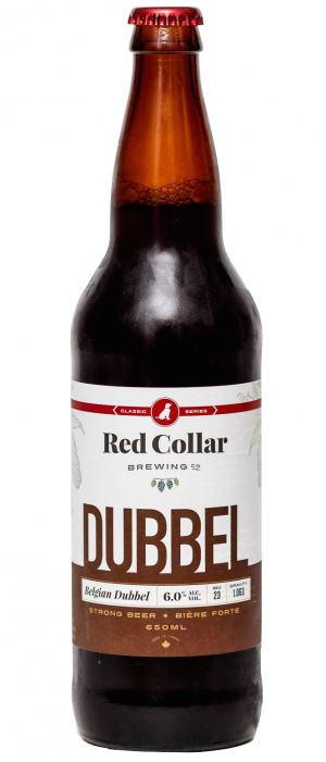 Dubbel by Red Collar Brewing Company in British Columbia, Canada