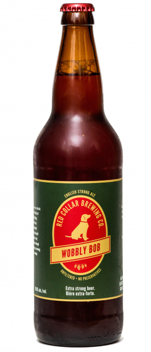 Wobbly Bob by Red Collar Brewing Company in British Columbia, Canada