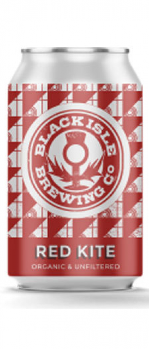 Red Kite by Black Isle Brewery in Cromartyshire - Scotland, United Kingdom