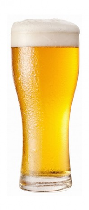 Red Mile Blonde by Trolley 5 Restaurant & Brewery in Alberta, Canada